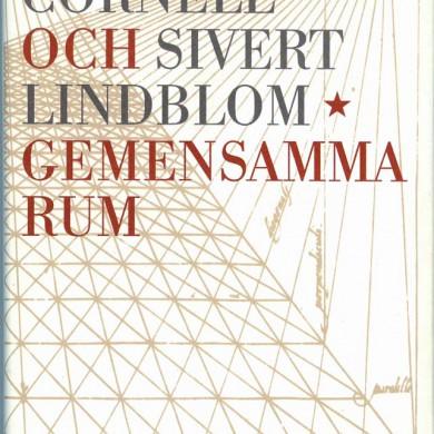 Bonnier Essä 1998 ISBN 91-34-52034-1
