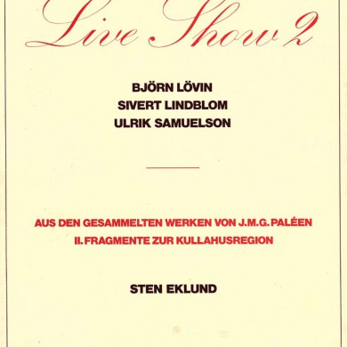 Katalog till Kunstmuseum Luzern, Katalogkonzeption: Jean-Christophe Ammann