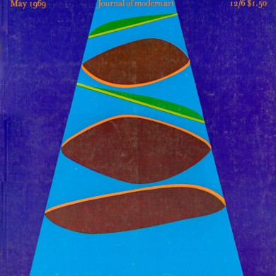 Studio International Vol. 177 Number 911