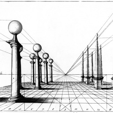 Perspektivstudie (1600-tal)