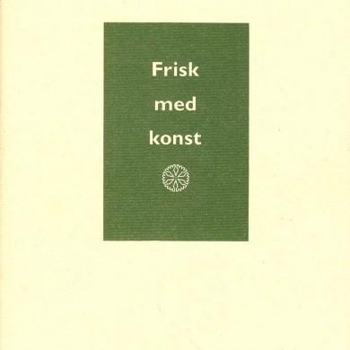Östergötlands läns landsting 1988 ISBN 91-7970-204-X