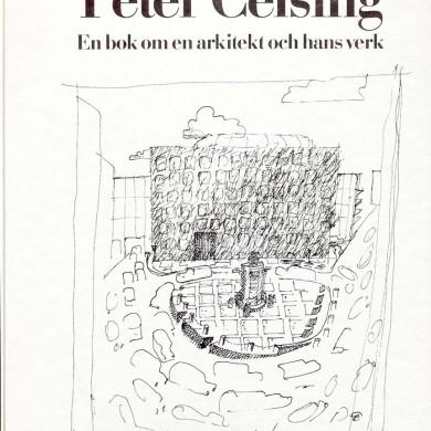 LiberFörlaget/Arkitekturmuseet ISBN 91-38-05276-8