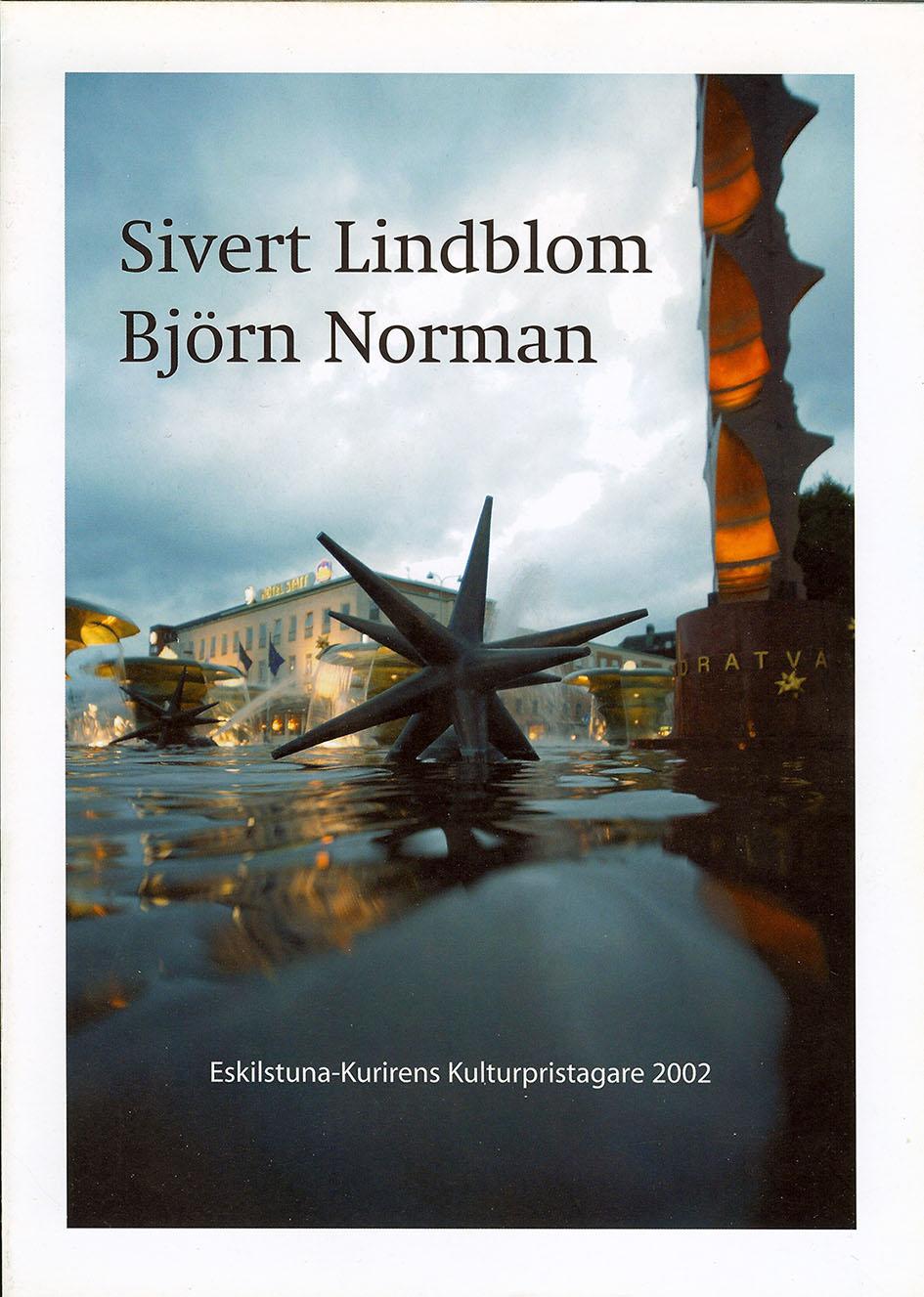Sivert Lindblom Eskilstuna Kuriren Kulturpris 1-