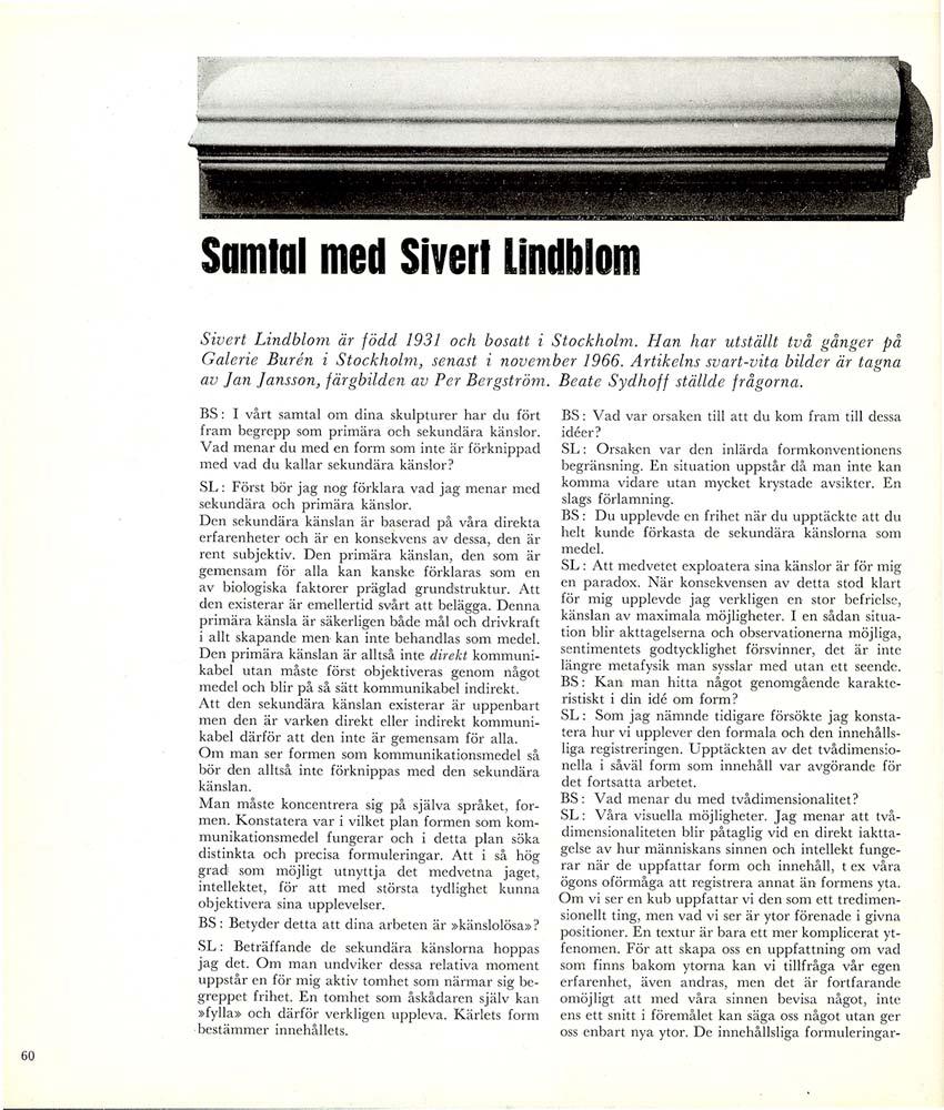 Sivert Lindblom Konstrevy 2