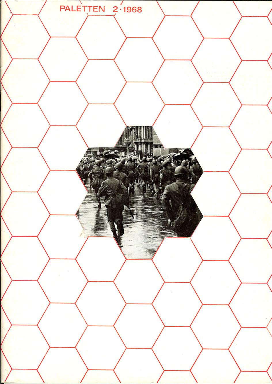 Sivert Lindblom Paletten Nr 2 1968 1-
